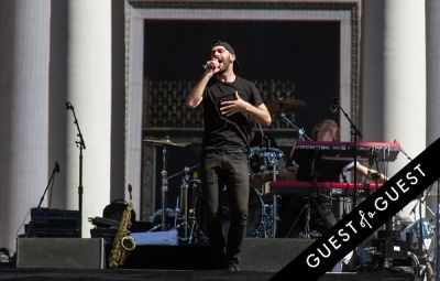 x ambassadors in Budweiser Made in America Music Festival 2014, Los Angeles, CA - Day 1