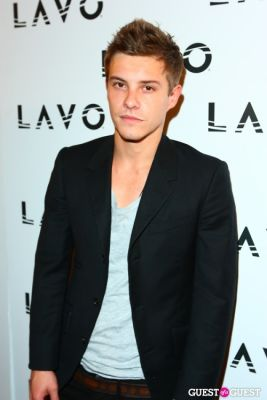 xavier samuels in Grand Opening of Lavo NYC