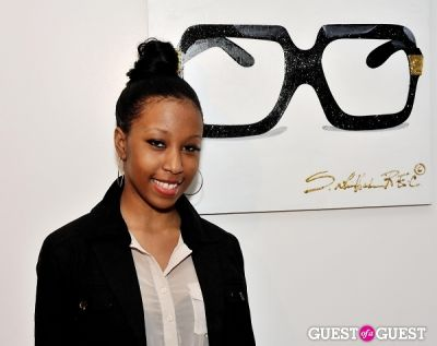 xenia amirah in Reign Entertainment Hosts The Launch of 3D Art by S. Whittaker