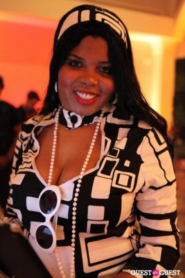 ximora hall in Andre Wells Costume Gala