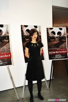 yael hernsonski in NY Premiere of