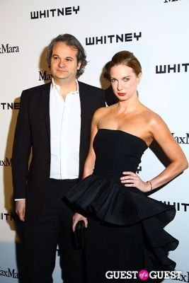 polina proshkina in 2013 Whitney Art Party