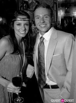 yana ossenova in Great Gatsby Gala