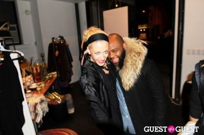 yasmin bilbeisi in Dots Styles & Beats Launch Party