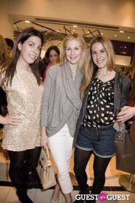 kelly rutherford in Alice and Olivia Opening