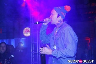 yelawolf in Friends 'n' Family Grammy Event