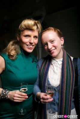 ylva erevall in FOXBAIT Haute Couture Premiere