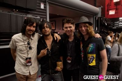shawn hlookoff in Jane's Addiction Rockwalk Induction Ceremony
