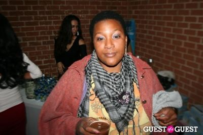 yolanda evans in Greige Market Opening Night Launch Party
