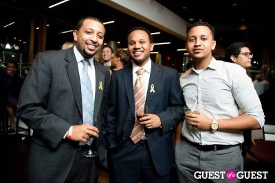 yony kifle in Sip with Socialites & Becky's Fund Happy Hour