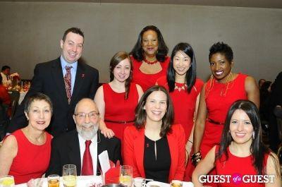 yuki kotani in The 2014 AMERICAN HEART ASSOCIATION: Go RED For WOMEN Event