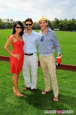 jimmy courtland in The 27th Annual Harriman Cup Polo Match