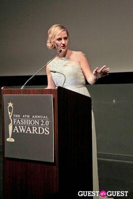 yuli ziv in The 4th Annual Fashion 2.0 Awards