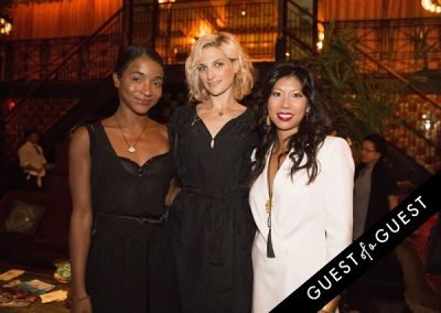 yuwei lee-claire-bernard in United Nations & Yuwei Design's Opportunity Initiative Launch