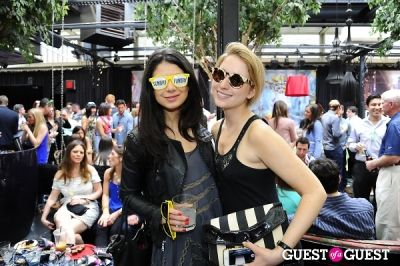 yvonne najor in The Team Fox Young Professionals of NYC Hosts The 4th Annual Sunday Funday
