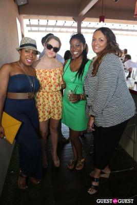 lianne farbes in Bitches Who Brunch and Thrillist Summer Soiree