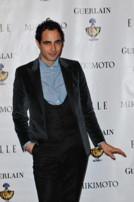 zac posen in Mean to Me Premiere starring Agyness Deyn