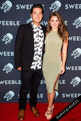 dessie mitcheson in Sweeble Launch Event