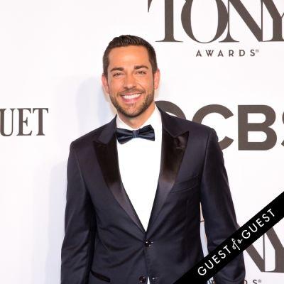 zachary levi in The Tony Awards 2014