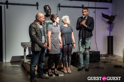 janna oxman in Celebrity Hairstylist Dusan Grante and Eve Monica's Birthday Soirée