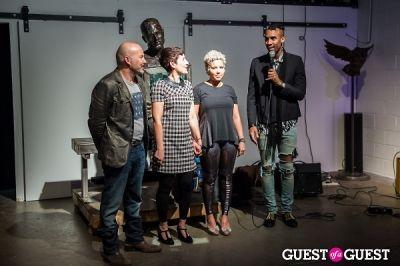 rachel grante in Celebrity Hairstylist Dusan Grante and Eve Monica's Birthday Soirée