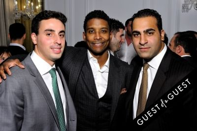 zachary parisi in Turnberry Ocean Club Official NYC Unveiling