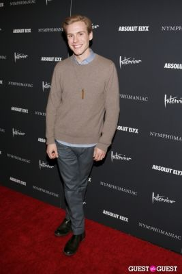 zack booth in New York Premiere of Magnolia Pictures' Nymphomaniac:Volume One
