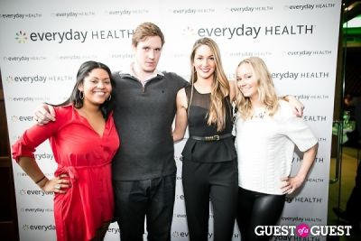 megan rheaume in Everyday Health IPO Party