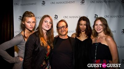 lauren bonner in One Management 10 Year Anniversary Party