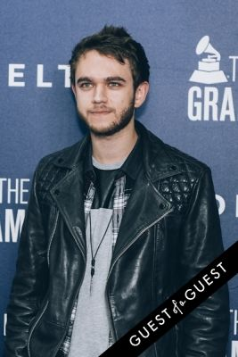 zedd in Delta Air Lines Kicks Off GRAMMY Weekend With Private Performance By Charli XCX & DJ Set By Questlove