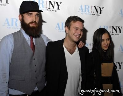 zelda williams in ART ROCKS BENEFIT - Bowery Hotel