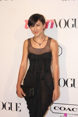 zelda williams in 9th Annual Teen Vogue 'Young Hollywood' Party Sponsored by Coach (At Paramount Studios New York City Street Back Lot)