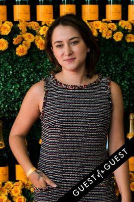 zelda williams in The Sixth Annual Veuve Clicquot Polo Classic Red Carpet
