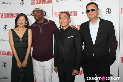 wong kar-wai in The Grandmaster NY Premiere