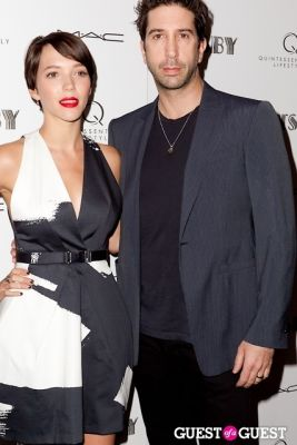 david schwimmer in A Private Screening of THE GREAT GATSBY hosted by Quintessentially Lifestyle
