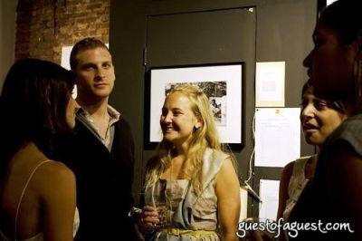 alexa von-tobel in LWALA artist auction event