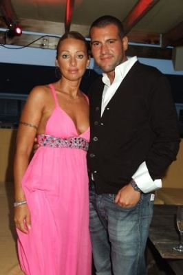 erica maldini in Belvedere Vodka and L.W.A.L.A Hamptons Fundraiser at the Pink Elephant