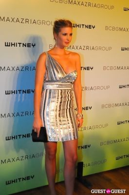 ivanka trump in Whitney ART Party hosted by Lubov & Max Azria with The Whitney Contemporaries