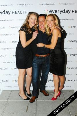 janelle watanabe in The 2014 EVERYDAY HEALTH Annual Party