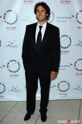 josh groban in New York Philharmonic's Opening Night Celebration of the 169th Season