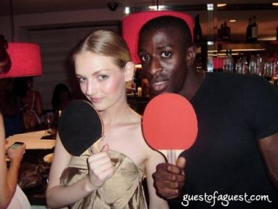 lydia hearst in Scott and Naeem Play Some Ping-Pong