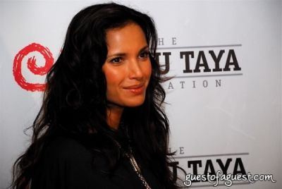 padma lakshmi in The Wayuu Taya Foundation Gala