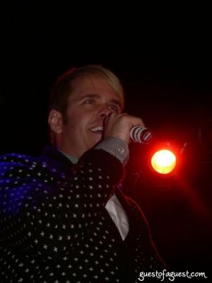 perez hilton in Perez Hilton's One Night in NYC Concert Series