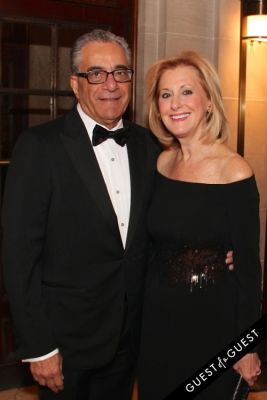 phyllis and-nathan-shmalo in 2014 Frick Collection Autumn Dinner Honoring Barbara Fleischman