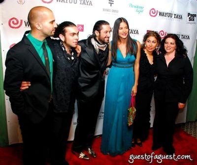patricia velasquez in The Wayuu Taya Foundation Gala