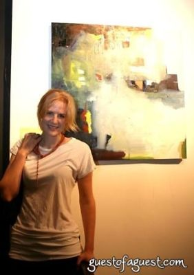 stephanie hodges in LWALA artist auction event