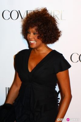 whitney houston in COVERGIRL Presents, Keep A Child Alive's Black Ball NY 2010