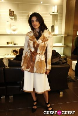 yael abbey in NATUZZI ITALY 2011 New Collection Launch Reception / Live Music