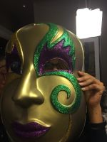 Nouvelle Tysons Hosts Mardi Gras Celebration #21