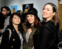 Never Said Never exhibition opening at Joseph Gross Gallery #84